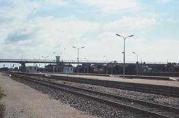 Train   H15         Photo. ( Une Gare ) - Stazioni Senza Treni