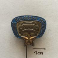 Badge (Pin) ZN002477 - Automobile (Car) Odznak Budouciho Motoristy - Unclassified