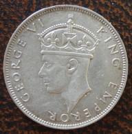 (J) SEYCHELLES: Silver Rupee 1939 XF (802) SALE!!!!!! - Madagascar
