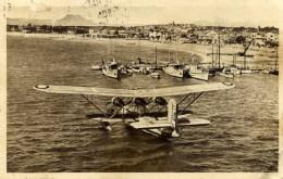 83 SAINT-RAPHAEL Le Port  HYDRAVION Trimoteur - Aviation