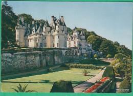 37 - Rigny Usse - Château D'Ussé - Editeur: La Cigogne N° VL 120 - France