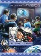SOLOMON Isl. 2016 - Y. Gagarin S/S