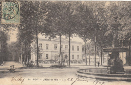 Vichy -  L'hôtel De Ville JC - Vichy