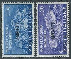 1951 TRIESTE A MONTECASSINO MH * - P18-8 - Nuovi