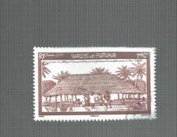 681   Wallis Autrefoi S  (609) - Used Stamps