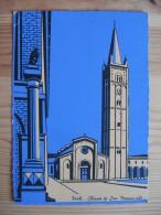 Fc1263)  Forlì - Chiesa Di S. Mercuriale - Forlì