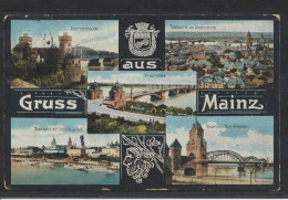 3359) 3 Ansichtskarten Mainz - Mainz
