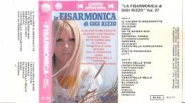 LA FISARMONICA DI GIGI RIZZO VOL.27 - Audiokassetten