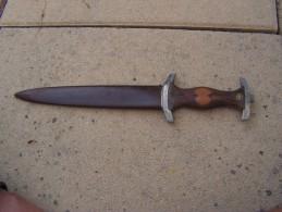 Baionette  Ancienne Allemande Ww2 - Armes Blanches
