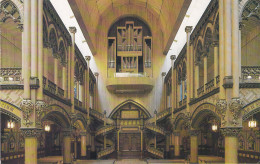 Ph-CPSM Canada Montréal (Québec) Chapelle Du Sacré Coeur Basilique Notre Dame - Montreal
