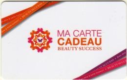 CARTE CADEAU, GESCHENKKARTE, GIFT CARD, BEAUTY SUCCESS NOUVELLE - Gift Cards