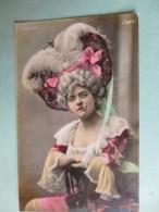 CPA Femme TRAVERSI Artiste  à La Cigale, Costume De Scène  Aout 2016 956 - Artiesten