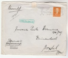 1950 NETHERLANDS Stamps COVER - Period 1949-1980 (Juliana)