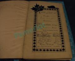 1929-30 Sherbrooke Quebec Canada - Manuscrit Couronnes Academiques St-Charles Boromée ,  7 Scans - 18 Ans Et Plus