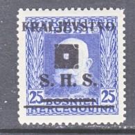 Bosnia And Herzegovina  1 L 29    * - Bosnia And Herzegovina