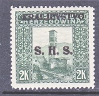 Bosnia And Herzegovina  1 L 38    * - Bosnia And Herzegovina