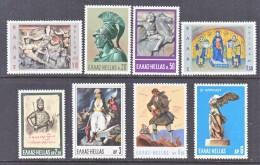 GREECE  919-26   *   HISTORIC  HEROES - Greece