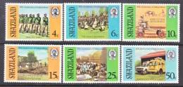 SWAZILAND  307-12   ** - Swaziland (...-1967)