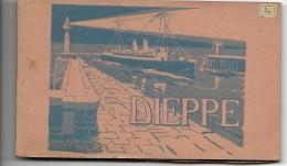 76  DIEPPE   Carnet De 10 Photos - Dieppe
