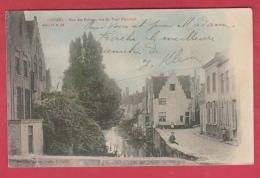 Brugge / Bruges - Rue Des Potiers , Vue Du Pont Flamand - Alb. Sugg- 190?  ( Verso Zien ) - Brugge