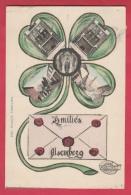 Alsemberg - Amitiés De ... - Postkaart 5 Foto's  -1911  ( Verso Zien ) - Beersel