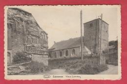 Lierneux - Vieux Lierneux - Pignon D'une Maison Typique  ( Voir Verso ) - Lierneux