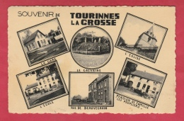 Tourinnes La Grosse - Souvenir De ... - Carte Multivues  ( Voir Verso ) - Beauvechain