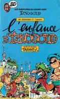 L'enfance D'Iznogoud - Collection J'ai Lu BD - Iznogoud