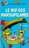 Le Nid Des Marsupilamis - Collection J'ai Lu BD - Marsupilami
