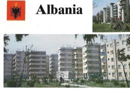 ALBANIE---ALBANIA--pamje Nga Durresi--view Of Durres---voir 2 Scans - Albanie