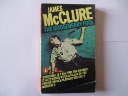 Livre Poche James Mc Clure THE GOOSEBERRY FOOL  1974 - Livres, BD, Revues
