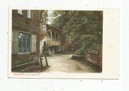 G-I-E , Cp , Angleterre , Warwickshire , WARWICK , Guy's Cliffe Mill , Vierge , Ed : Autochrom - Warwick