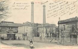 CARMAUX - La Verrerie Sainte Clotilde. - Carmaux