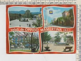 Oppido Mamertina Reggio Calabria Saluti Vedute Distributore Benzine - Reggio Calabria