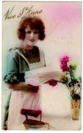 Métiers_repasseuse_vive Ste Anne_1926 - Autres