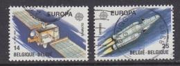 Europa Cept 1991 Belgium 2v Used  (32030N) - Europa-CEPT
