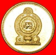 § LION: SRI LANKA ★ 1 RUPEE 2011 MINT LUSTER! LOW START★NO RESERVE! - Sri Lanka
