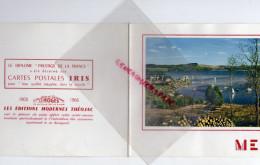 87 - LIMOGES - MENU JOURNALISTES SPORTIFS FRANCE 1966-TAVERNE LION OR-  THEOJAC IRIS -BONNICHON- - Menus