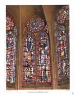Photo - REPRODUCTION - Vitraux De La Cathédrale De Troyes - Reproductions