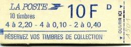 Carnet 1501 **neuf, Côte Y-T (2008) 12€ - Carnets