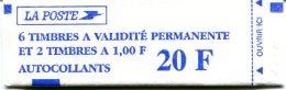 Carnet 1507**neuf, Côte Y-T (2008) 20€ Carnet Fermé - Carnets