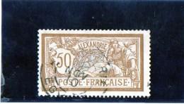 Alessandria - 50 C. Usato - Serie Ordinaria