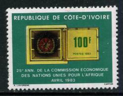 Côte D´Ivoire 1983 Y&T 659 ** - Côte D'Ivoire (1960-...)