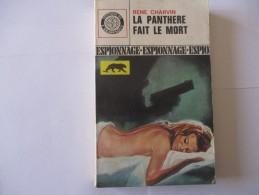 Livre Poche La Panthere Fait Le Mort 1969 - Arabesque