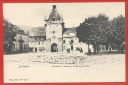 68 - TÜRKHEIM - TURCKHEIM - Nels Série 307 N° 7 - Ancienne Porte De La Ville - Turckheim