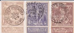 OPB 71/73 5.50€ Afgestempeld/oblitéré - Belgique