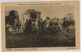 Somme: Ravitaillement En Viande Fraîche - Guerre 1914-18