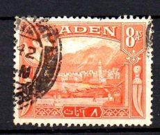 T384 - ADEN ,  Yvert N. 23 Usato - Aden (1854-1963)