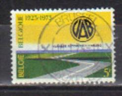 8F Symbolische Posthoorn Europa Uit 1973 (OBP 1689 ) - Unclassified