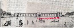 87 - LIMOGES - LANDOUGE - MENU FOIRE EXPOSITION 1968- GRAVURE EXPOSITION INDUSTRIE 1858- LAFON - Menus